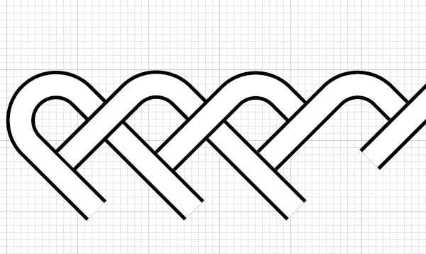 Simple Celtic Knot Designs - ClipArt Best