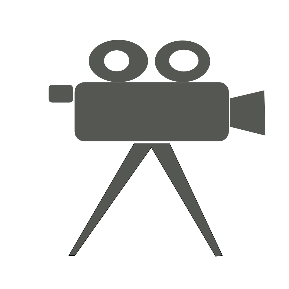 Clip Art: Camera openclipart.org commons.