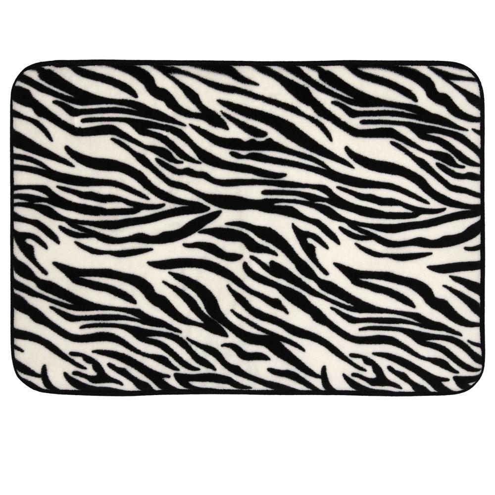 Free Zebra Print Border
