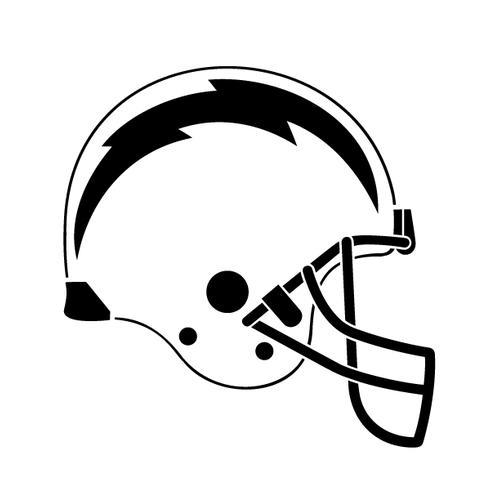 Helmet Stencils Clipart Best