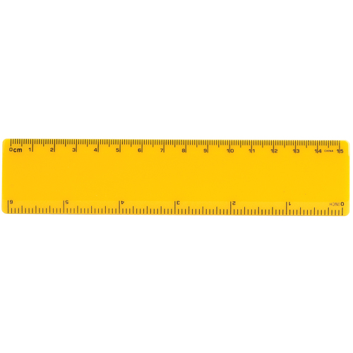 Wooden Ruler Clipart