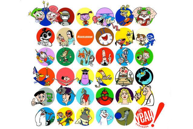 Nickelodeon Cartoons - ClipArt Best