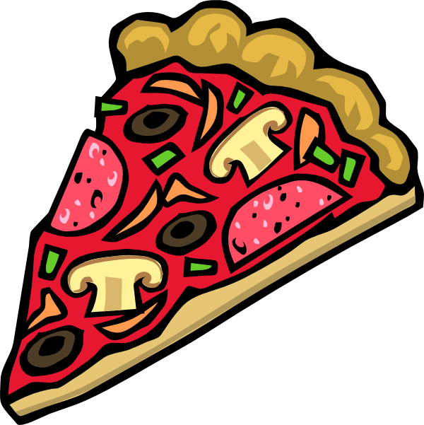 Pizza Vector Png - ClipArt Best