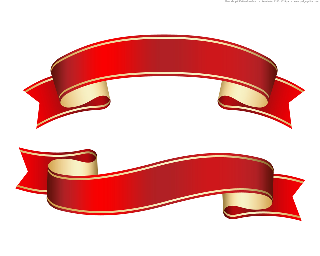 Ribbon Banner Graphic - ClipArt Best