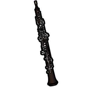 Clipart Oboe Oboe - ClipArt Best
