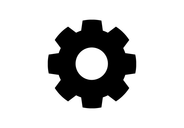 clipart free gear icon - photo #44