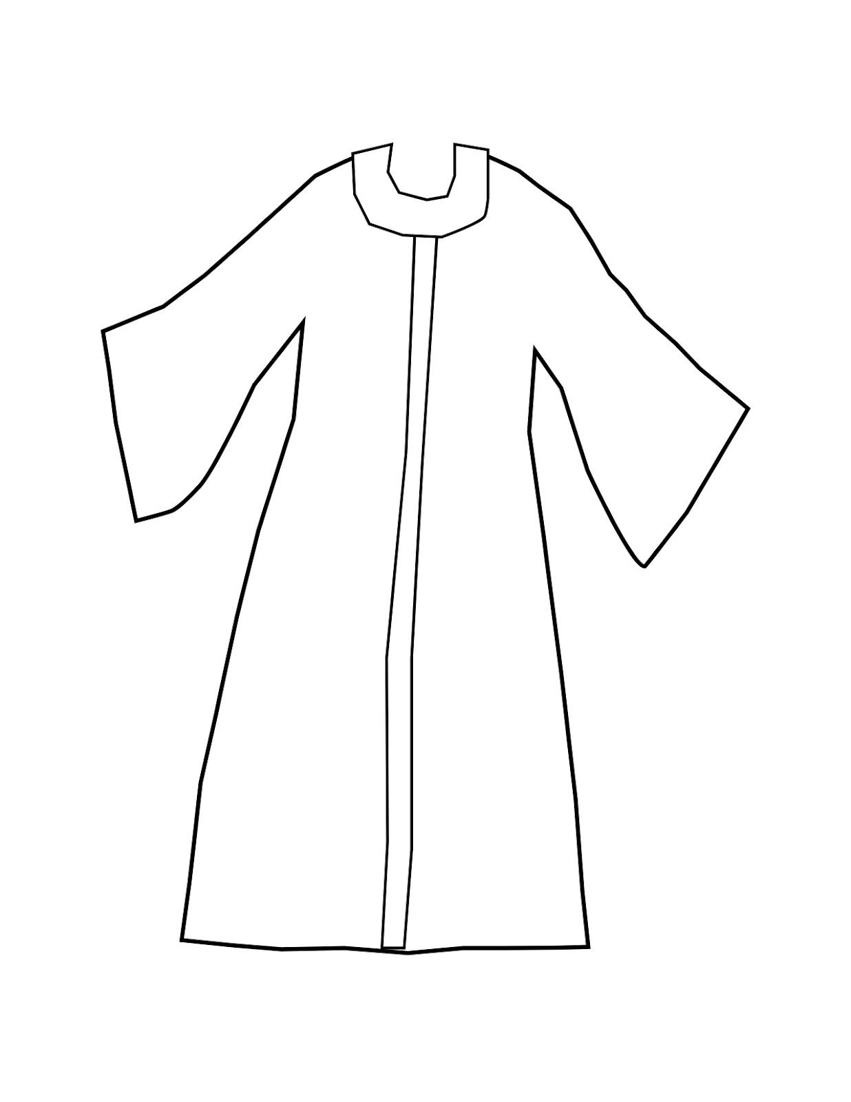coloring pages joseph coat - photo#17