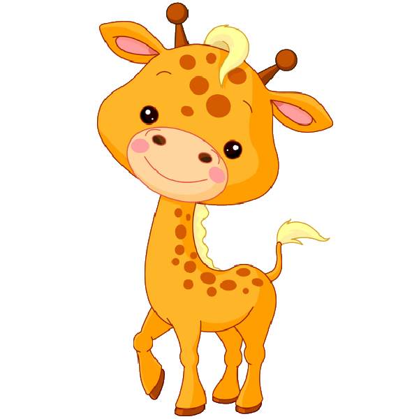 clipart baby giraffe - photo #2