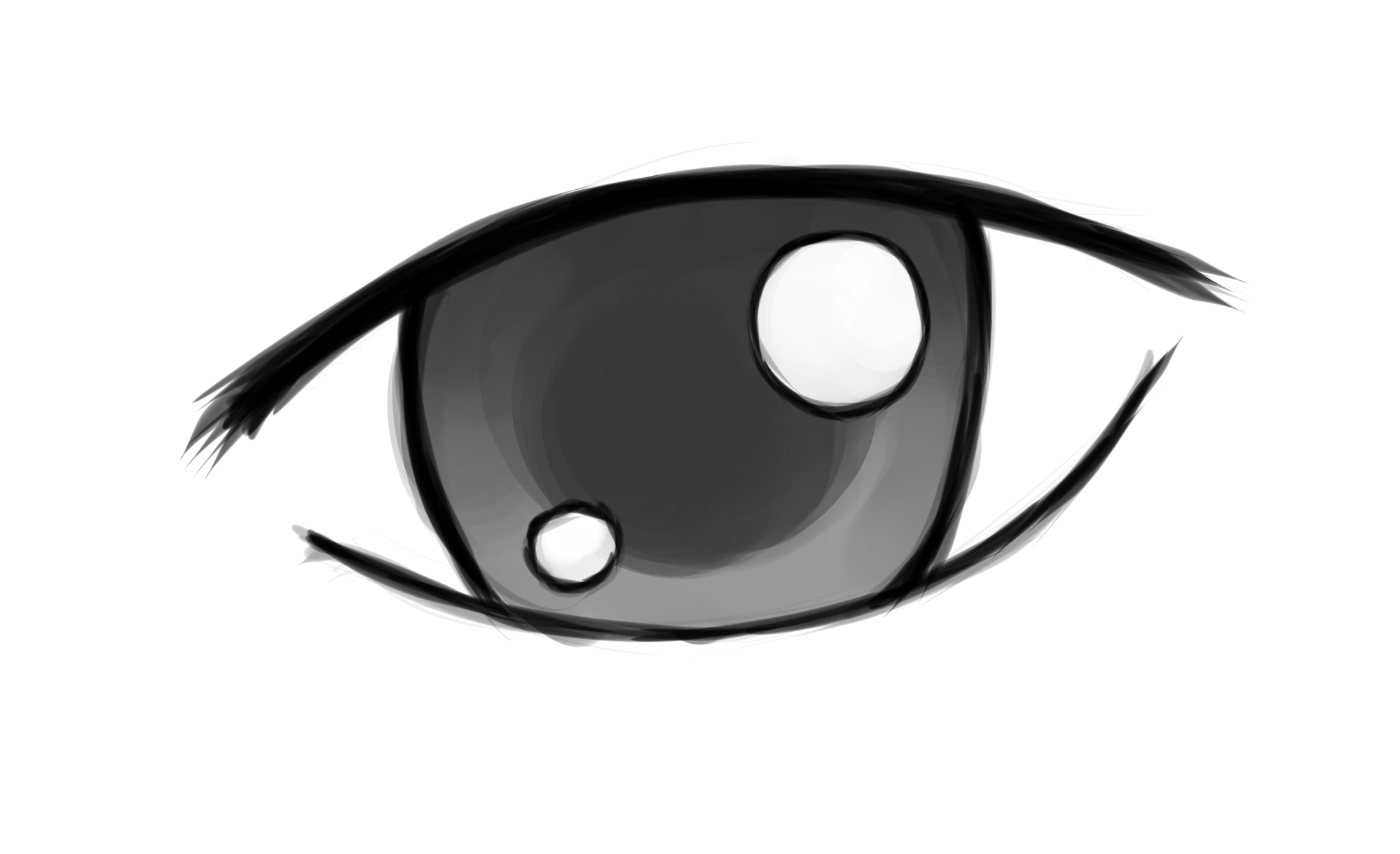 Eyes Looking Down Cartoon - ClipArt Best