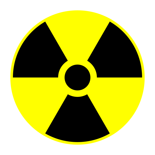 Nuclear Symbol - ClipArt Best