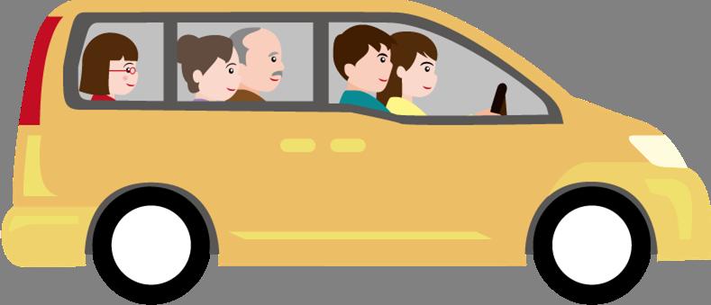 Carpool Clip Art - ClipArt Best