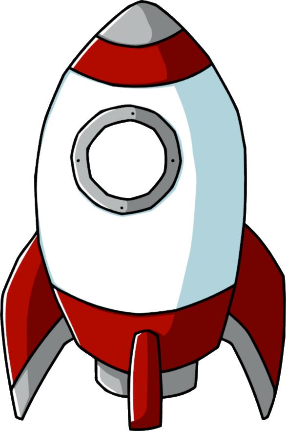 free cartoon rocket ship clip art - photo #3