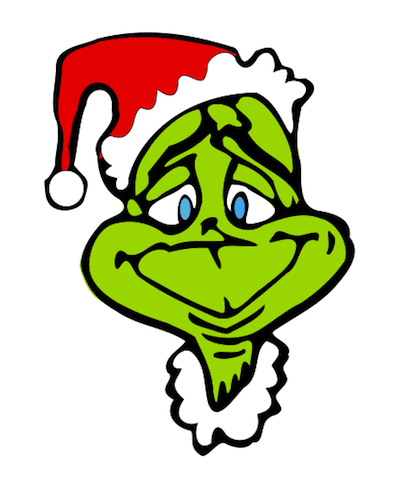 The Grinch Clipart