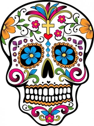 Day Of The Dead Clip Art - ClipArt Best