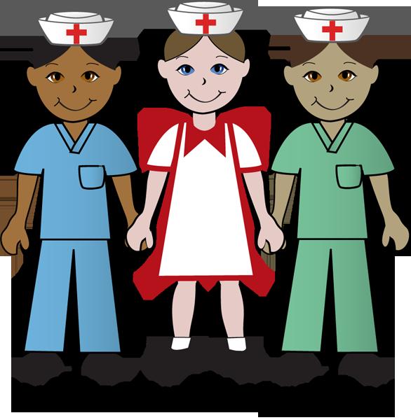clip art funny nurses - photo #32