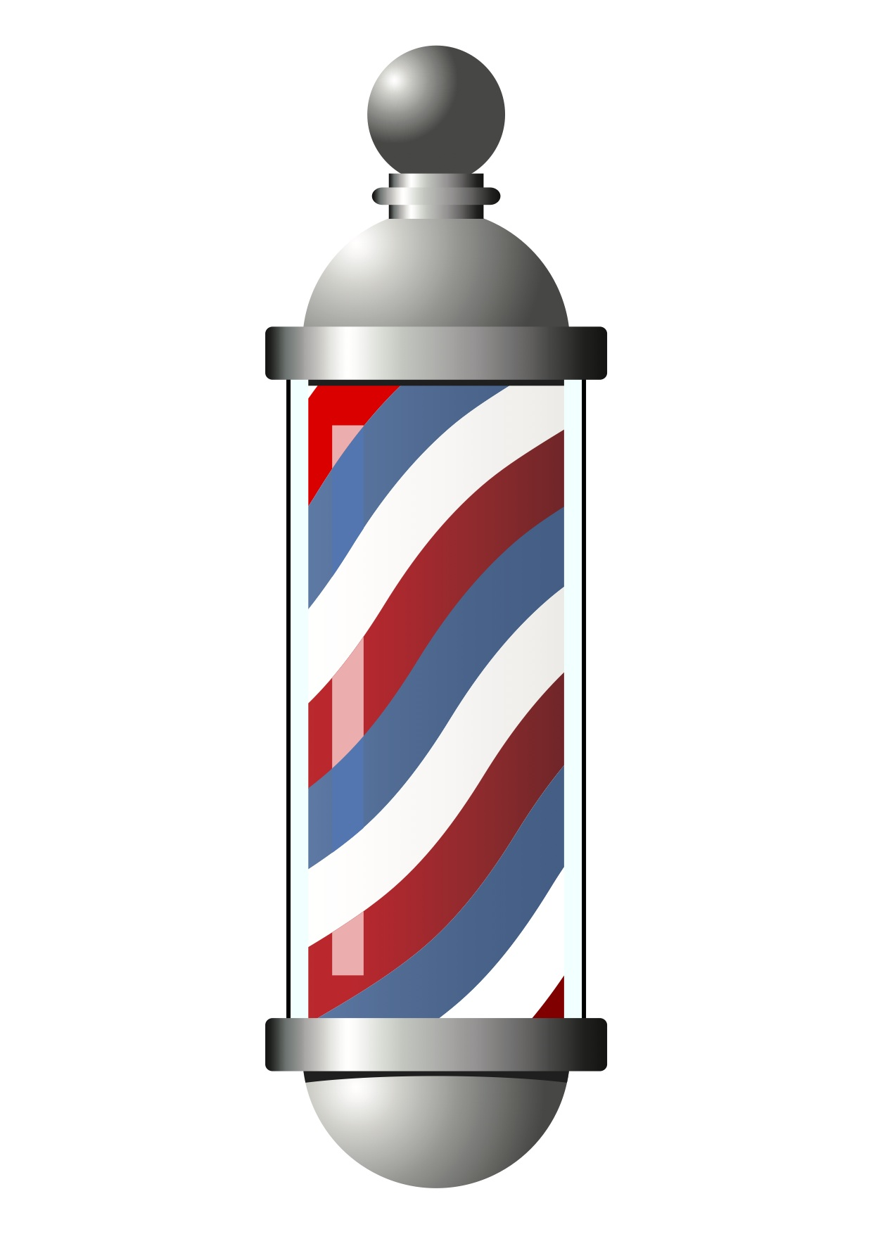 Barber Vector : Barber Pole Vector - ClipArt Best