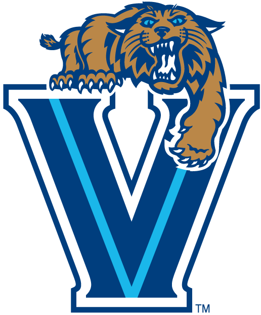 Villanova Wildcats Alternate Logo - NCAA Division I (u-z) (NCAA ...