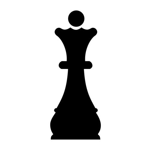 Stencil Premium - chess pieces Queen - ClipArt Best - ClipArt Best
