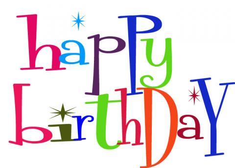 Free Happy Birthday Clip Art Graphics Happy Birthday Clip Art Images