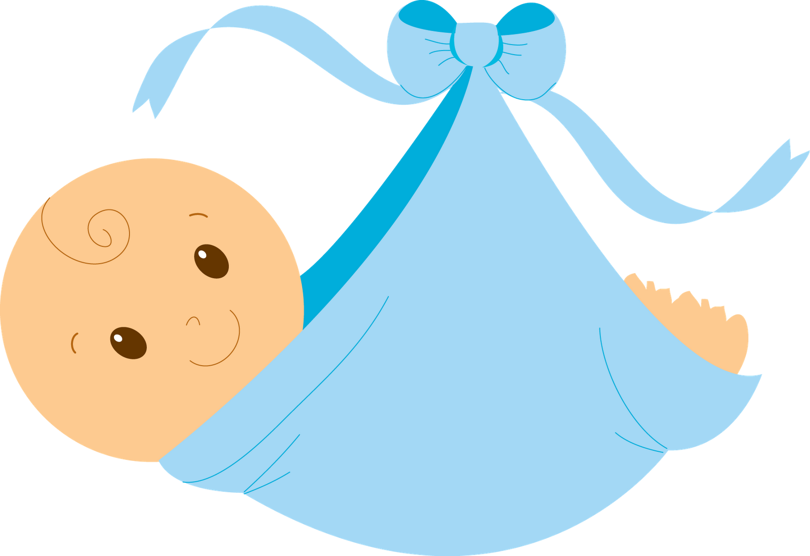Free Clip Art For Baby Boy - ClipArt Best