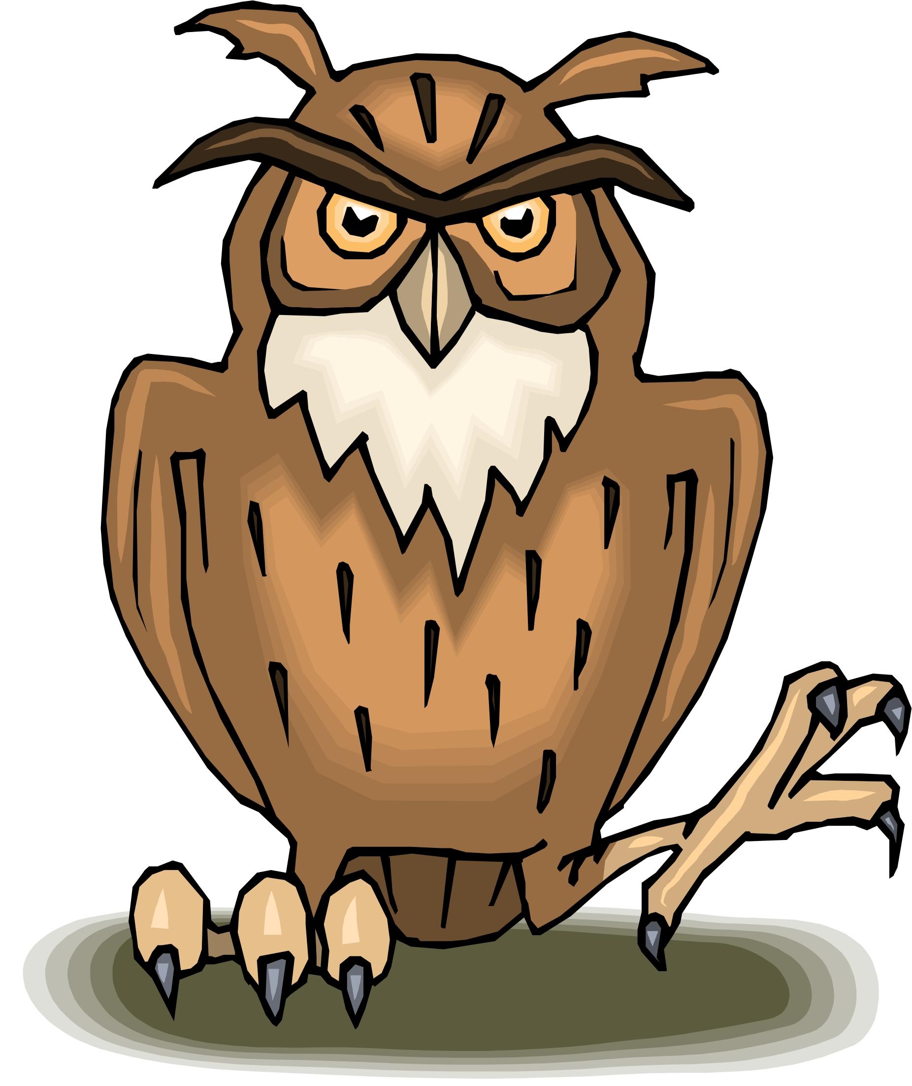 Cartoon Owl - ClipArt Best - ClipArt Best