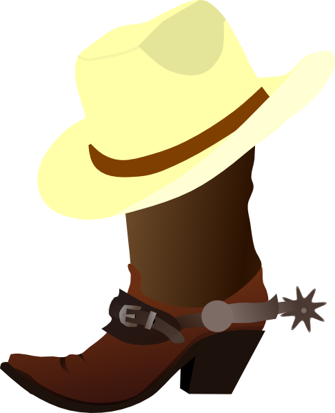 Cowboy Hat And Boots Clipart Image Search Results