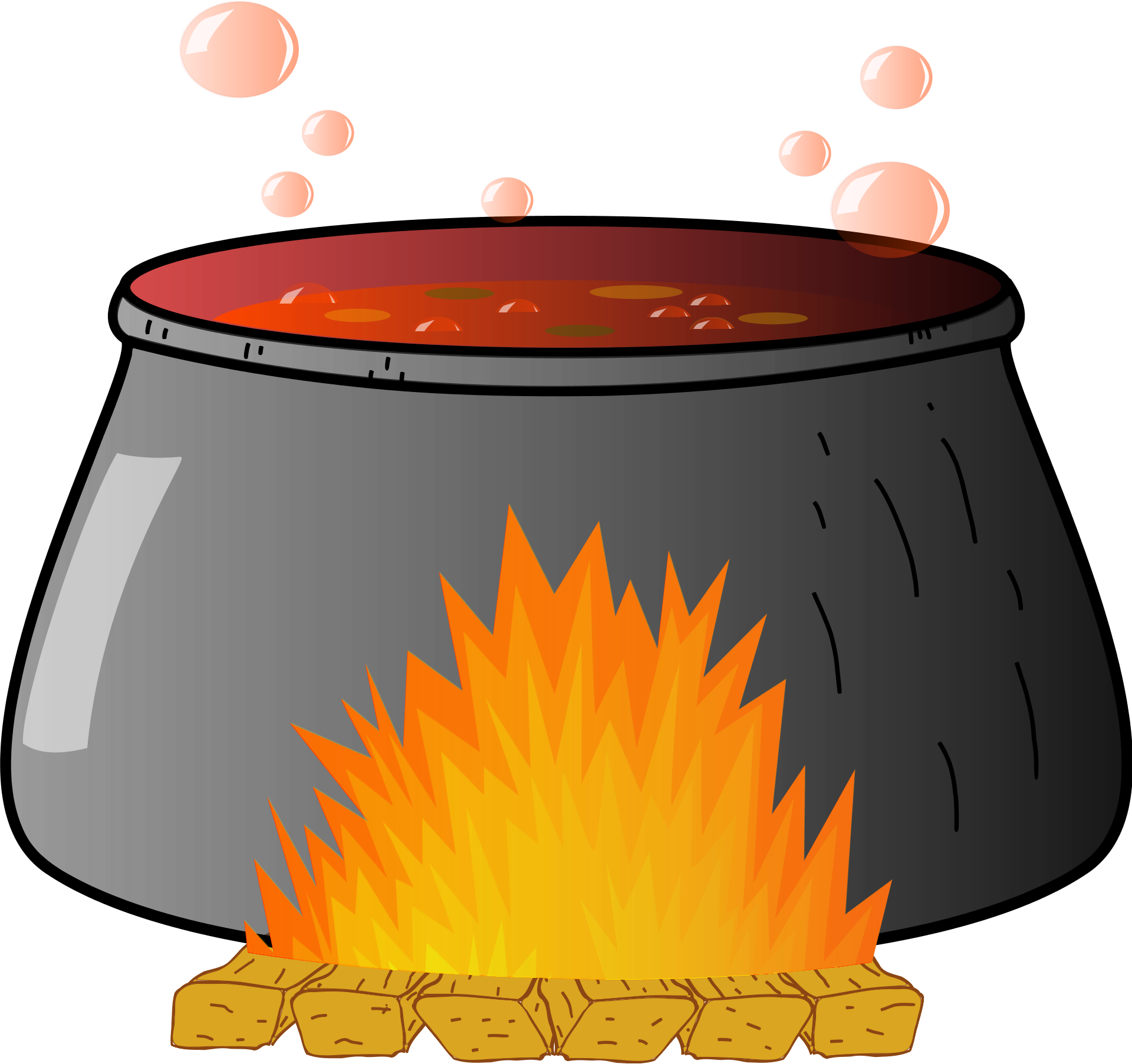 Cauldron Picture Clipart Best