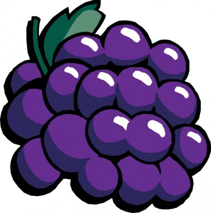 Grape Clipart - ClipArt Best