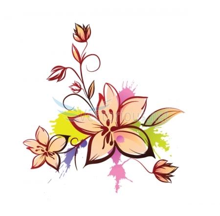 art flower design - photo #5