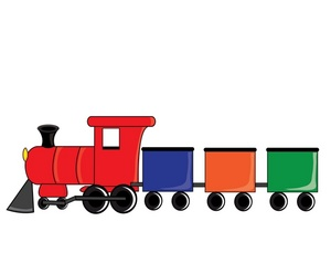 choo choo train car clipart - photo #6