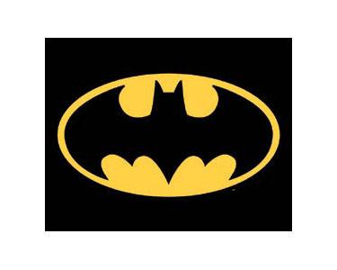 Batman Logo Tin Sign :: Tin Signs :: Sports Merchandise & Giftware ...