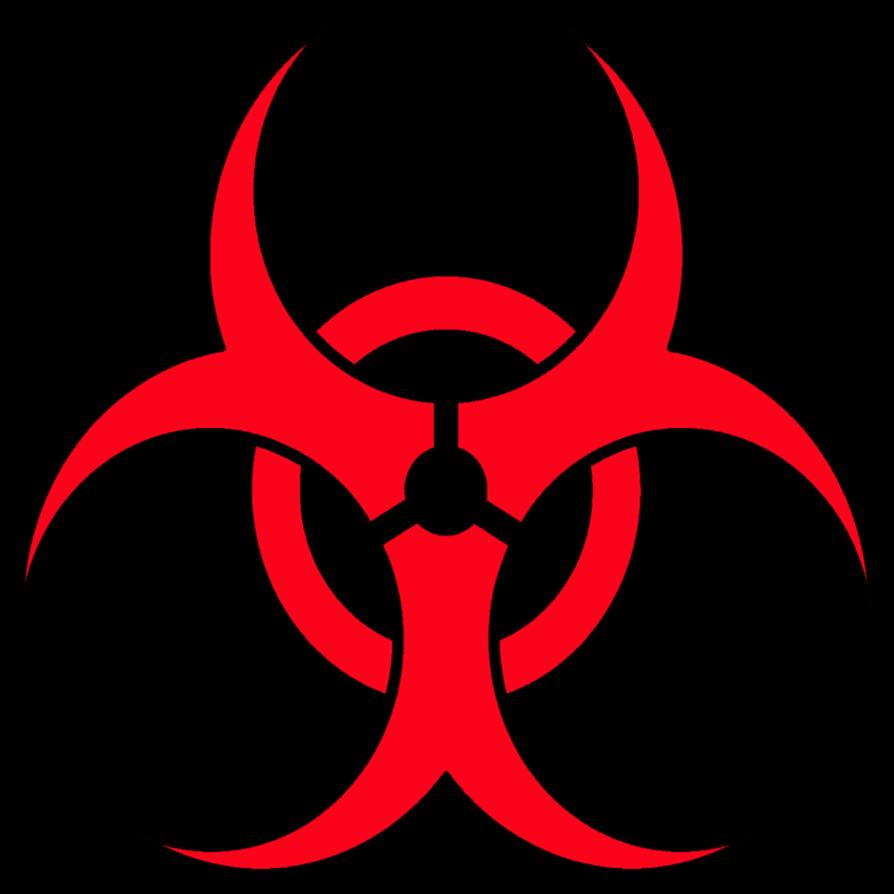 Hazardous Waste Symbol Clipart