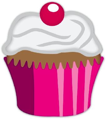 Cute Cupcake Clipart - ClipArt Best