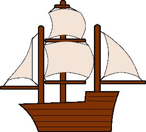 Sailing Ship Clip Art Free