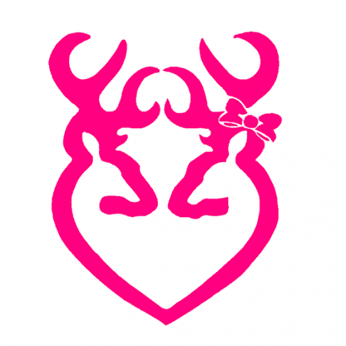Deer Heart Browning VECTOR - ClipArt Best