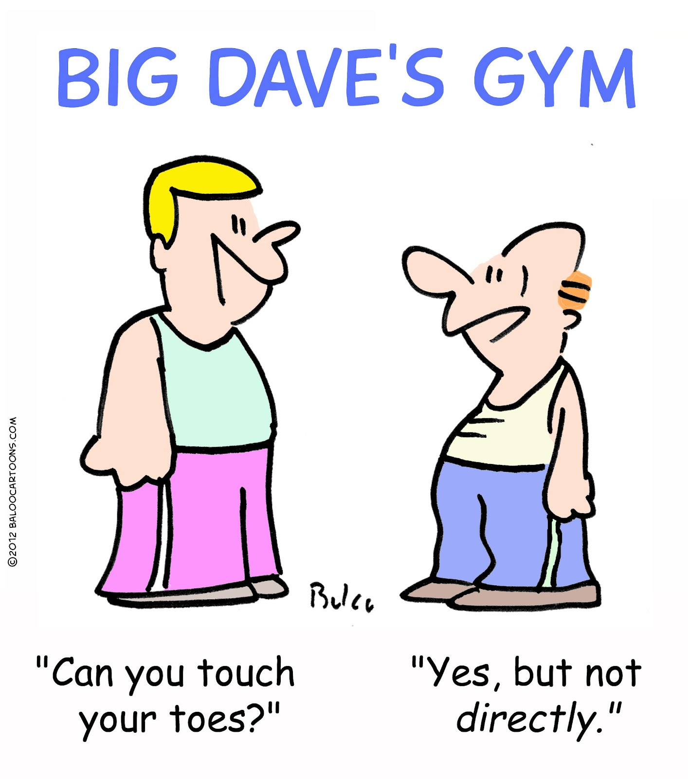 Exercise Cartoon Images - ClipArt Best