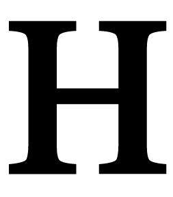 H - ClipArt Best