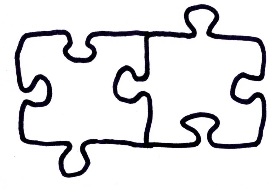 2 Puzzle Pieces Gallery