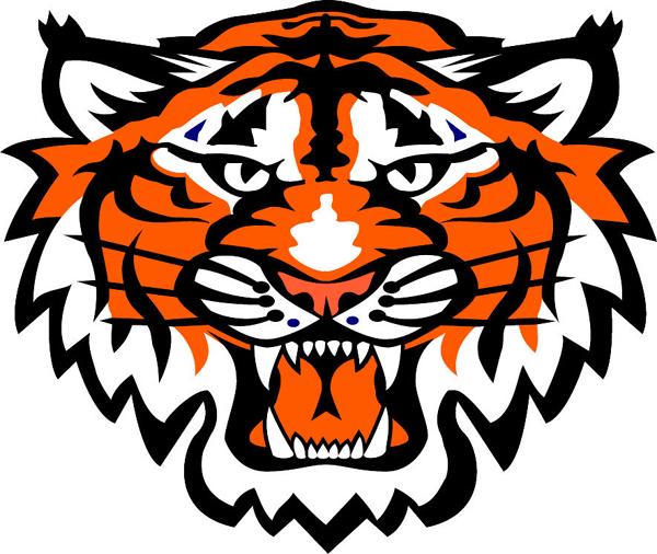 Clip Art Tiger Head Clipart tiger head clipart best clip art tumundografico