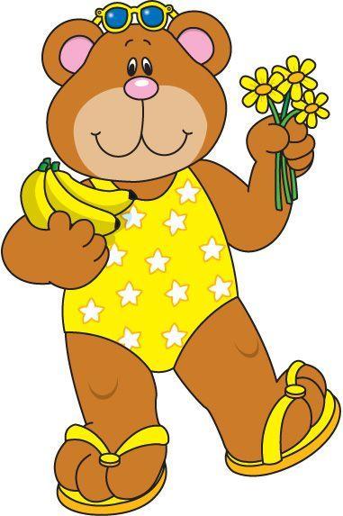 free clip art bear family - photo #30