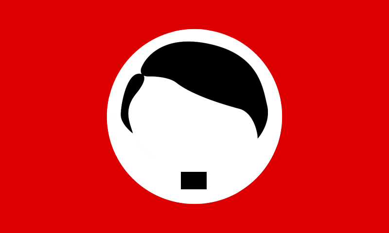 Awesome hitler vector images