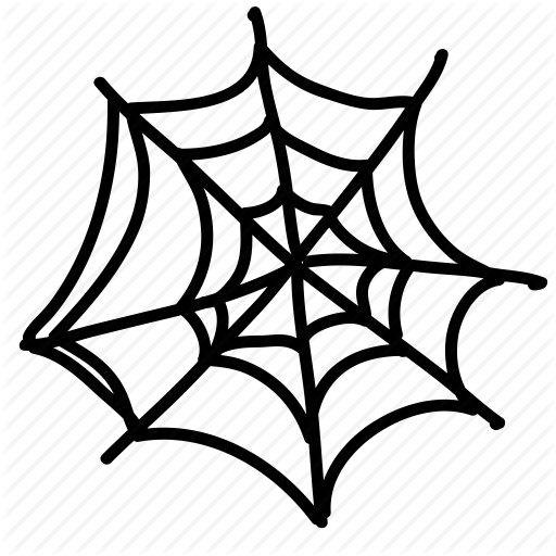 Spider Web Icon - ClipArt Best