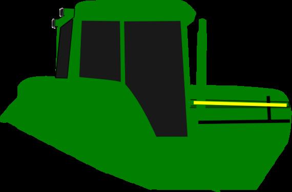 Tractor Stencil Printable