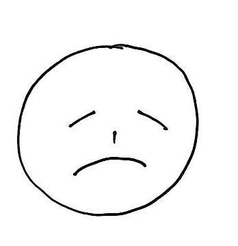 Sad Face Png - ClipArt Best