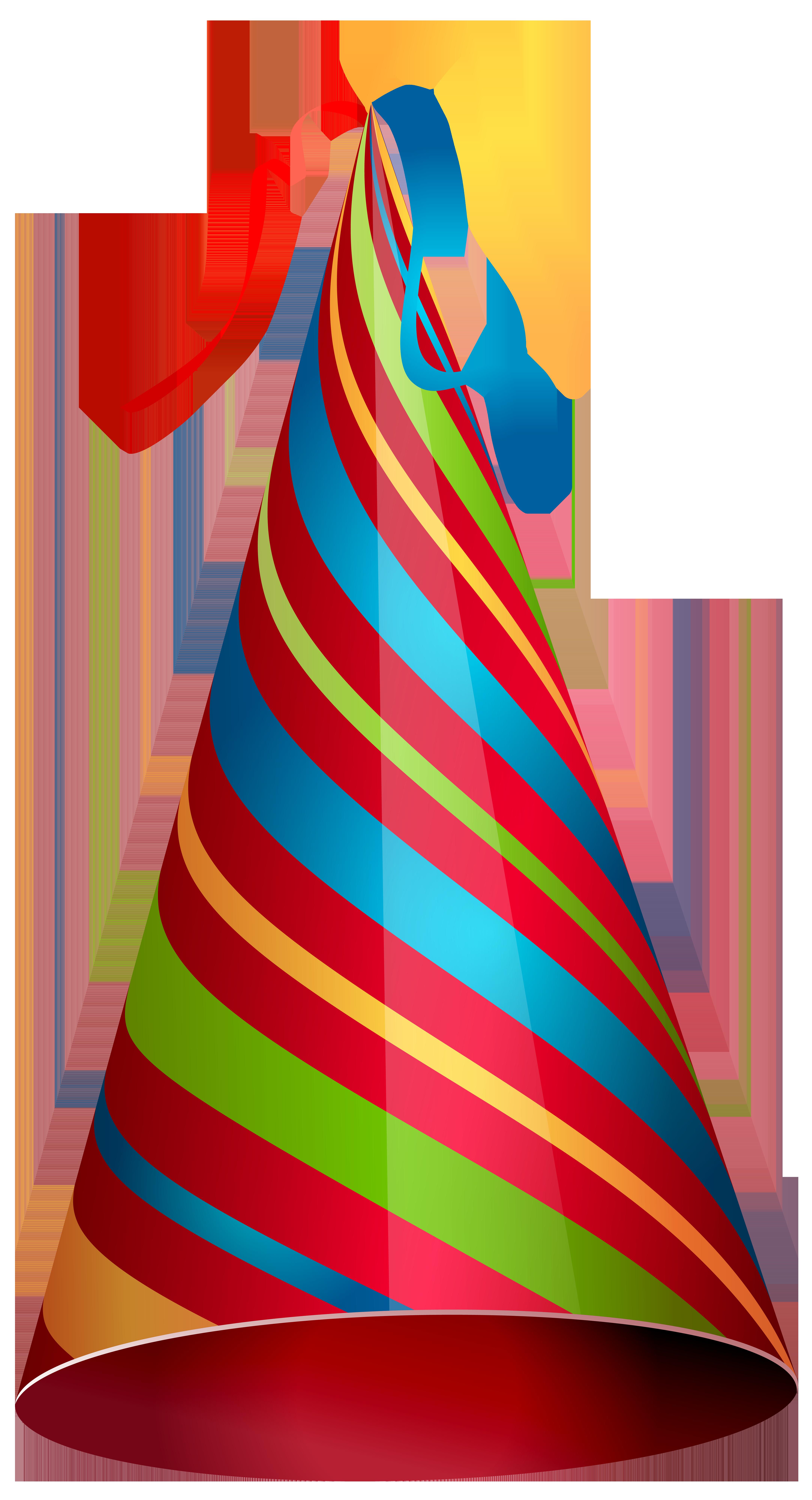 Party Hat Clipart Transparent Background - ClipArt Best