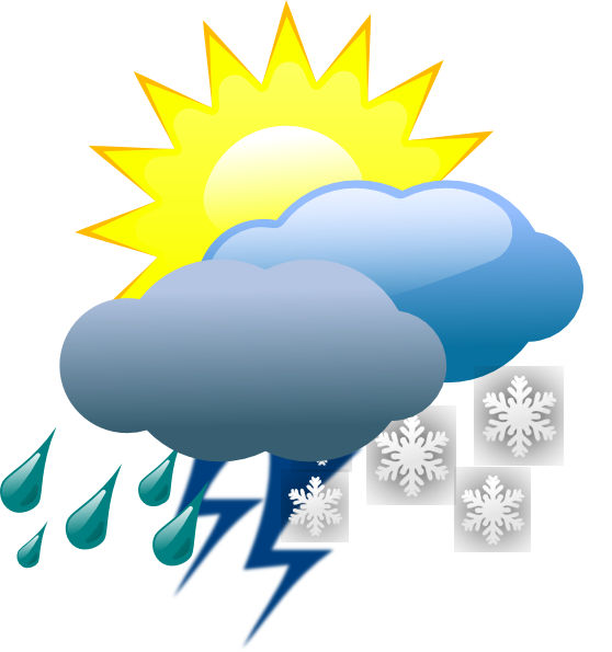 spring weather clipart - photo #20