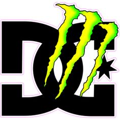 Logos, Monster energy and White picture