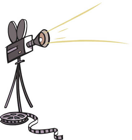 film camera animated clipart best