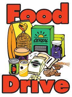 Food Drive Clip Art - ClipArt Best