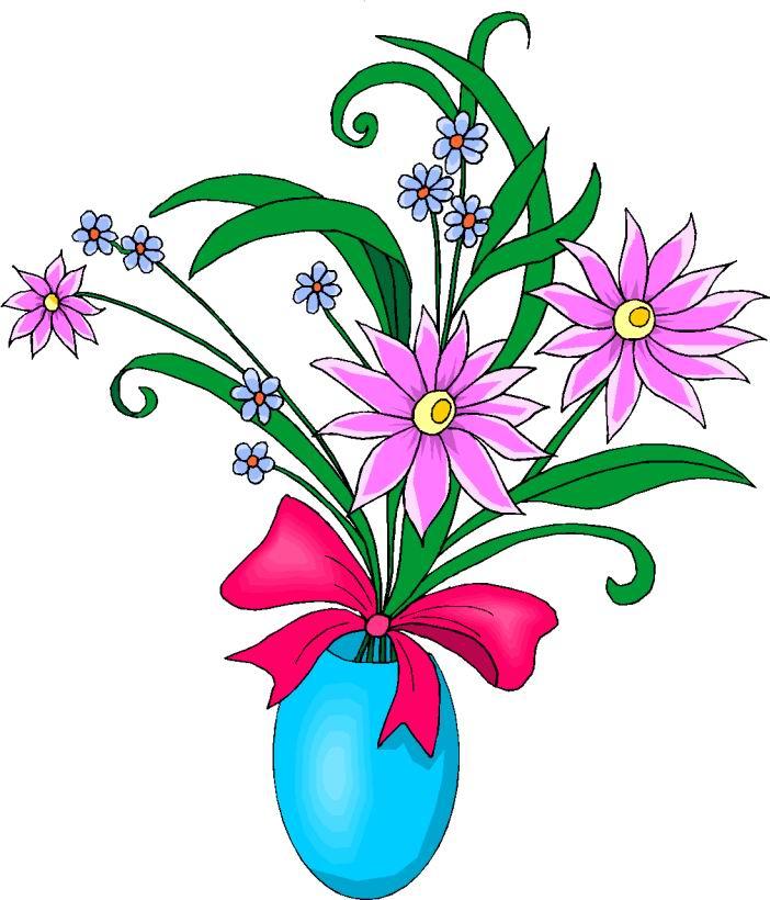 clip art flowers microsoft - photo #33